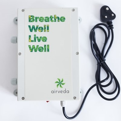 Airveda Outdoor PM2.5, PM10 Air Quality Monitor
