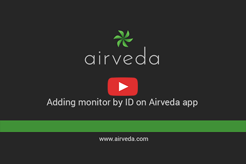 Tutorial - How to add an Airveda air quality monitor to another phone once monitor has already been configured with Wi-Fi