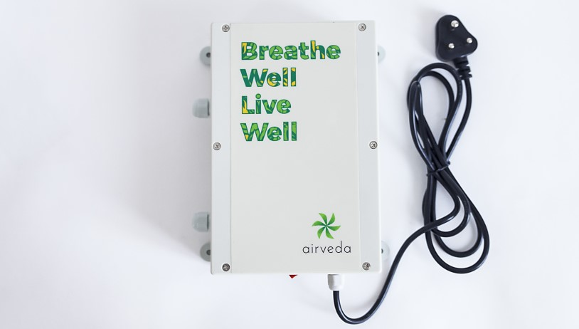 Airveda High Accuracy Outdoor Air Quality Monitor